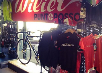 New space #cyclesmoreno #lovemywilier
