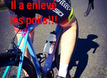 Attention !!  #cyclesmoreno
