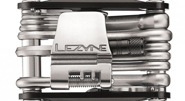 LEZYNE Multi outils RAP Led