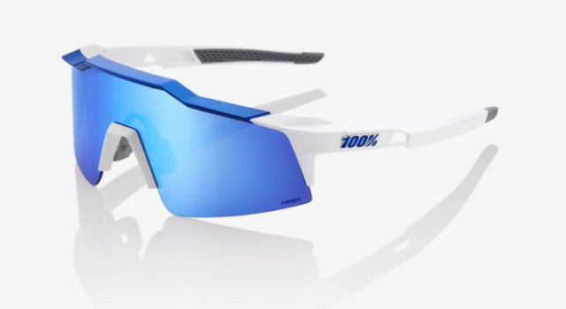 100% Speedcraft SL White Metalic blue Hiper
