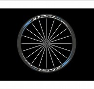 Route - Roues - Flash Wheels - Roues Carbone T38
