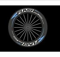Route - Roues - Flash Wheels - Roues Carbone T88