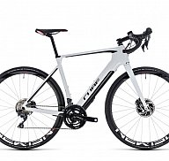 Route - Hybrides - CUBE - Cube Agree Hybrid C:62 SL disc