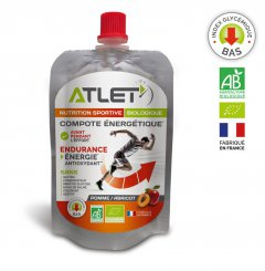 Compote bio antiox - Atlet Nutrition - Nutrition - Nutrition
