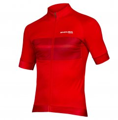 Maillot Endura Pro Red - Endura - Cuissards & Maillots - Equipements & Compteurs
